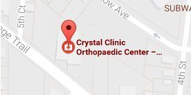 Crystal Clinic Orthopedic   								Center-Cuyahoga Falls
