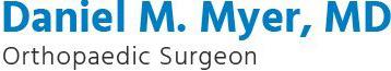 Daniel M. Myer, MD Orthopaedic Surgeon - logo