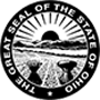 The Great Seal of State of Ohio